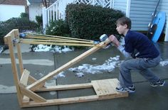 catapult -just a picture, but good idea