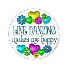 Line Dancing Happinness Round Sticker Line Dance, Country Line Dancing, Craft Quotes, Dance Quotes, Dance Pictures, Dance The Night Away, Sign I, Dance Music, Round Stickers