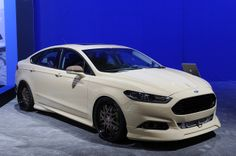 Sleek Ford Fusion from SEMA Show