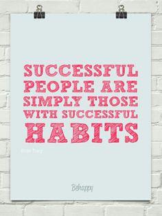 SUCCESSFUL HABBITS #MondayMotivation #quotes #qotd #quoteoftheday #motivation #inspiration #lifehacks #lifegoals #goals