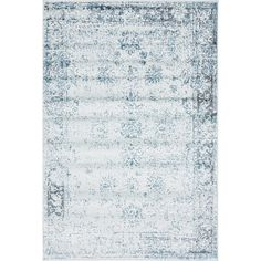You'll love the Ford Light Blue Area Rug at AllModern - With Great Deals on modern Décor  products and Free Shipping on most stuff, even the big stuff.