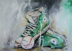 Chuck Taylors, All Star, Shops, Combat Boots, Color Schemes, Star Wars, Etsy Shop, Canvas, Painting