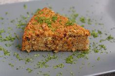 Najlepšia mrkvová torta Meatloaf, Banana Bread, Healthy Living, Paleo, Healthy Recipes, Breakfast, Menu, Food, Sweater