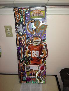 Football Locker Decorations On Pinterest Signs