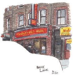 brick lane by petescully, via flickr