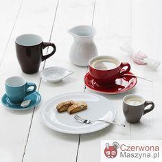 2 Filiżanki do cappucino Kahla CAFÉ SOMMELIER 230 ml, niebieskie