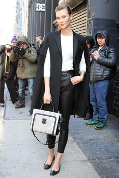 Karlie Kloss with Jason Wu Daphne Bag