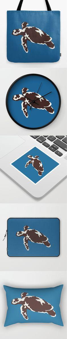 Tortoise Tote Bag by flyoshtor
