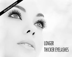 Best remedies for longer thicker lashes