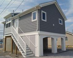 Custom Home built in Lavallette, NJ