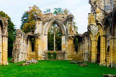 19 Creepy And Mysterious British Ruins You Must Visit