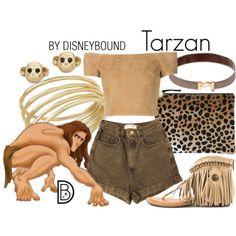 Disney Bound / Tarzan