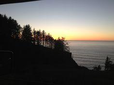 Cannon Beach Oregon Sunset