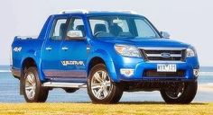 Ford Ranger Wildtrak Review 2010