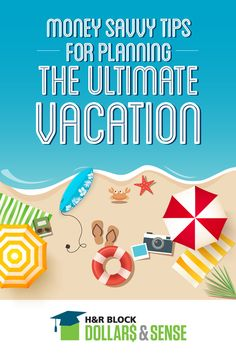 Summer means vacation, and who doesn't love that? It could break the bank if you haven't been saving up for it. Here are some ways to still have fun on vacation without splurging.