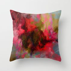 It'll Be Too Late Throw Pillow by Caleb Troy - $20.00
