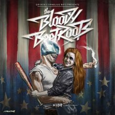 New Album Alert - Taking EDM music to a very new cool place, YOU HAVE to check out The Bloody Beetroots - LISTEN NOW >>> The Bloody Beetroots - Hide..!