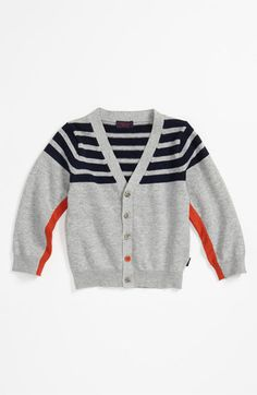 e74688ee32255 Paul Smith Junior  Corner  Cardigan (Toddler) available at  Nordstrom Cute  Toddler