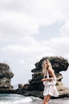 Island Hopping with Lucy Williams of Fashion Me Now + Plus WIN a £500 gift card | Free People Blog #freepeople