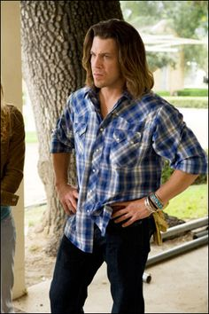 Leverage I don't care if he is a fictional character I want him!