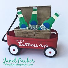 Combining Files to make a Fun Drinks Wagon