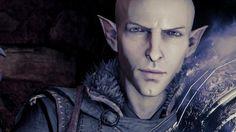 Dragon Age | Solas | Chronicles of Thedas RPG | Fantasy Art