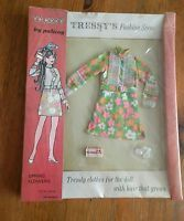 VINTAGE PALITOY TRESSY DOLL SPRING FLOWERS OUTFIT NRFB