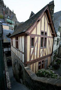 Mont Saint Michel ~ France