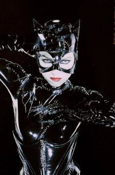 Michelle Pfeiffer Is Catwoman!