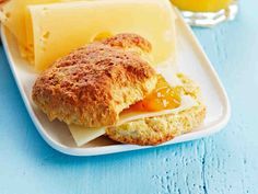 Rahkaskonssit Scones, Margarita, Italian Recipes, Good Food, Snacks, Breakfast, Ethnic Recipes, Tapas Food, Morning Coffee