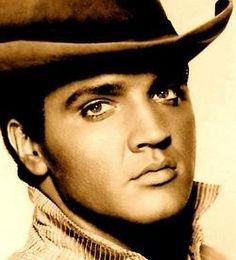 So handsome as a cowboy.