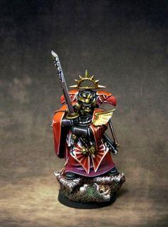 Space Marine Samurai 3