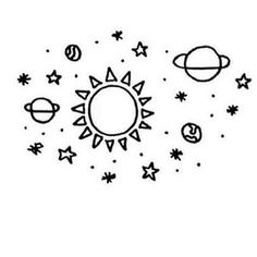 provocative-planet-pics-please.tumblr.com THEME DIVIDER! #moon #sun #stars…