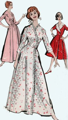 1960s Vintage Sewing Pattern Advance 2718 Sew Easy by sandritocat,