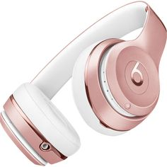 I have these and I love them beat solo3 wireless rose gold