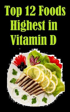 Only a few foods naturally contain vitamin D, but some foods are fortified with this vitamin. These are some of the best sources: http://slimmingtips.givi...