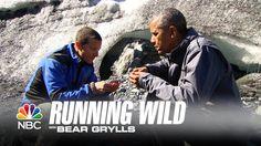 Bear Prepares: Salmon Meal for President Obama | Running Wild with Bear Grylls [.SNEAK.PEEK.]