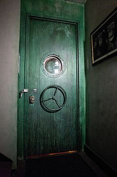 Entrance   Inside A Steampunk Apartment