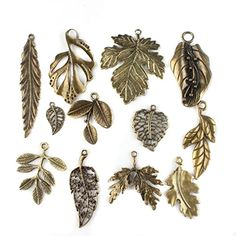 24 stk. Gemischte Blatt-Charme Antique Bronze-Legierungs-... https://www.amazon.de/dp/B00KF6T9CY/ref=cm_sw_r_pi_dp_epuHxbSCWHRYD