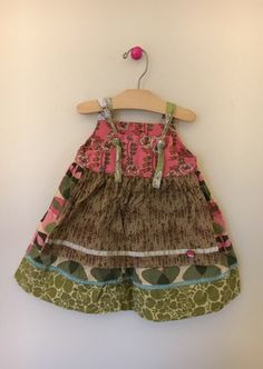 Check out this listing on Kidizen: Matilda Jane Apron Dress #shopkidizen