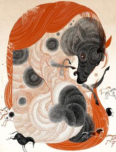 AI-AP | American Illustration - American Photography. Victo Ngai.