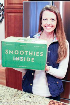 Healthy Smoothies Delivered to Your Door With Green Blender | Running in a Skirt
