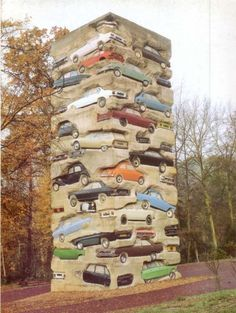 """Long Term Parking"" by Arman"