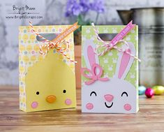"Brigit's Scraps ""Where Scraps Become Treasures"": Easter Treat Bags - Doodlebug Design and Lori Whitlock"