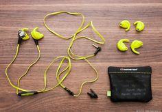 the Monster iSport Intensity In-Ear Headphones
