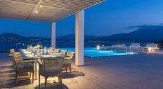 The Imperial Villa loutraki akrotiri chania crete top quality greece luxury