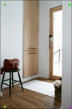 zaguanarchitects wooden coat rack | Modern coat rack, Wooden