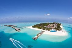 A bit of paradise in the Maldives