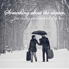 Something about winter