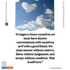 #activelisten #listen #empathy #love #conversation #gordontraining #gordonmodel
